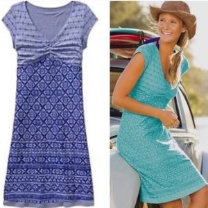 Athleta Dhara Athletic Dress Poseidon Blues Color